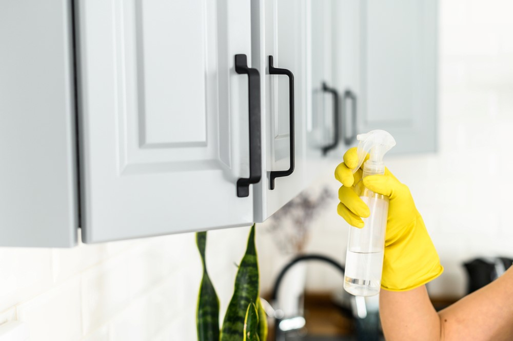 Effective Ways to Clean Your Kitchen Cabinets