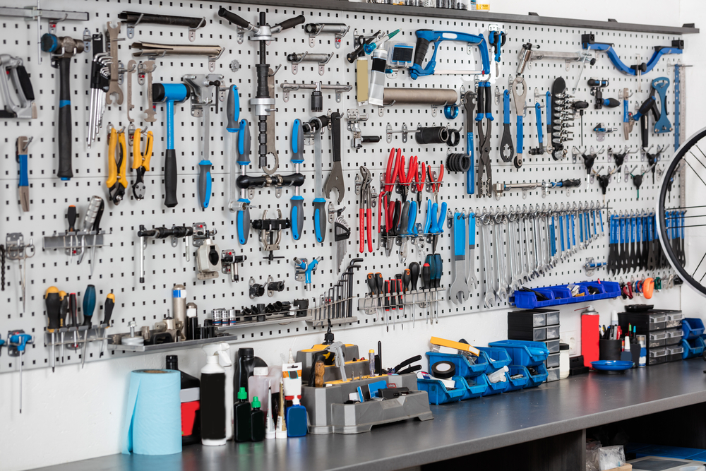 How to Organize a Garage for More Space